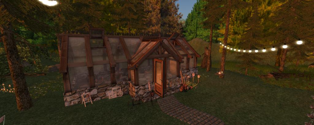 Second Life Greenhouse