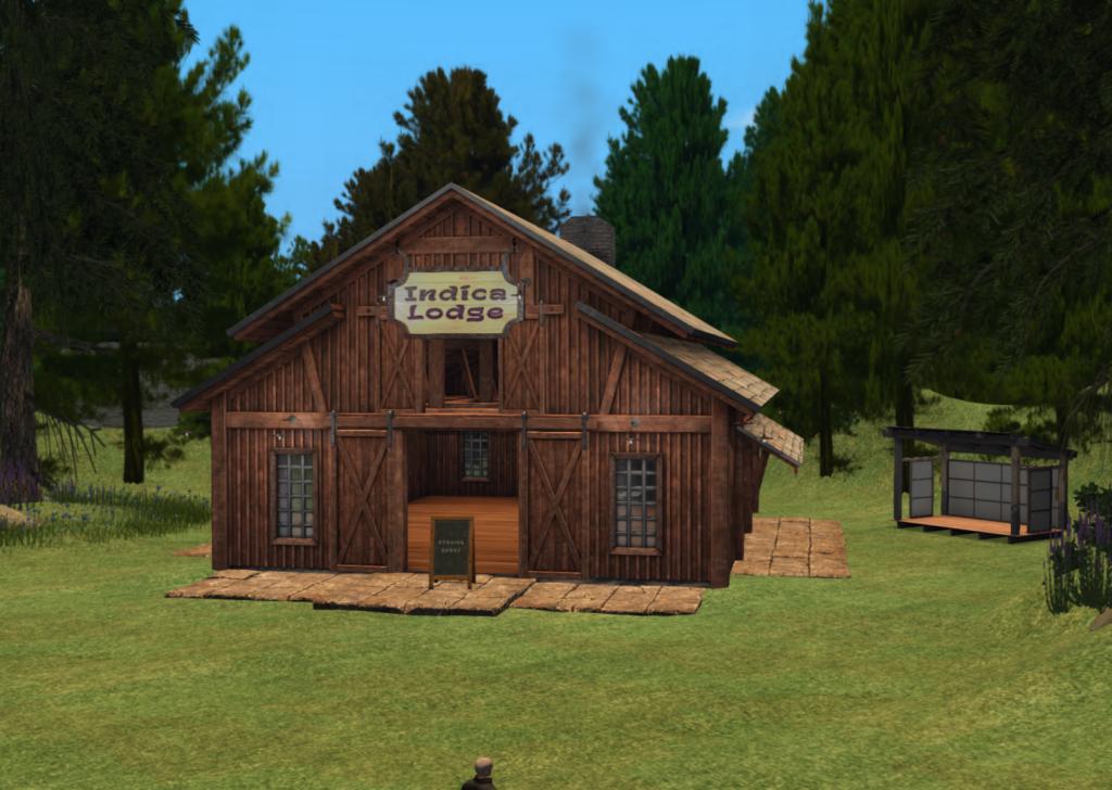 Indica Lodge