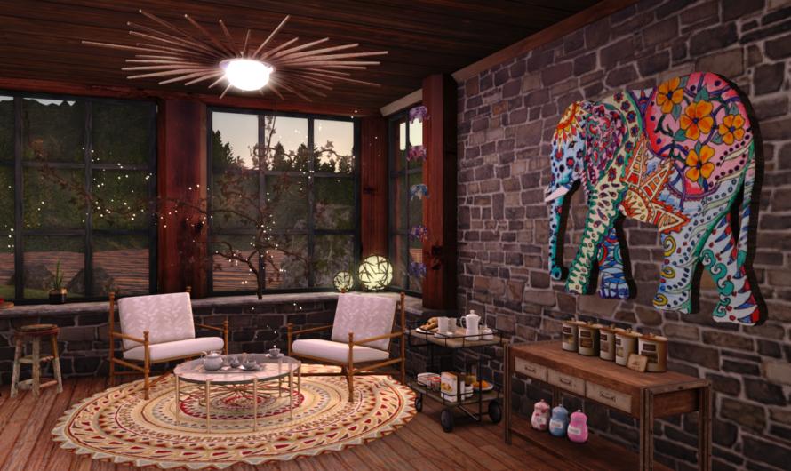 Elephant Cafe Indoors