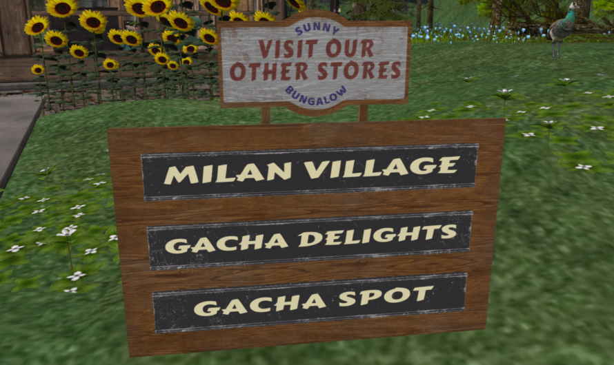 A New Other-Shops Teleport Sign