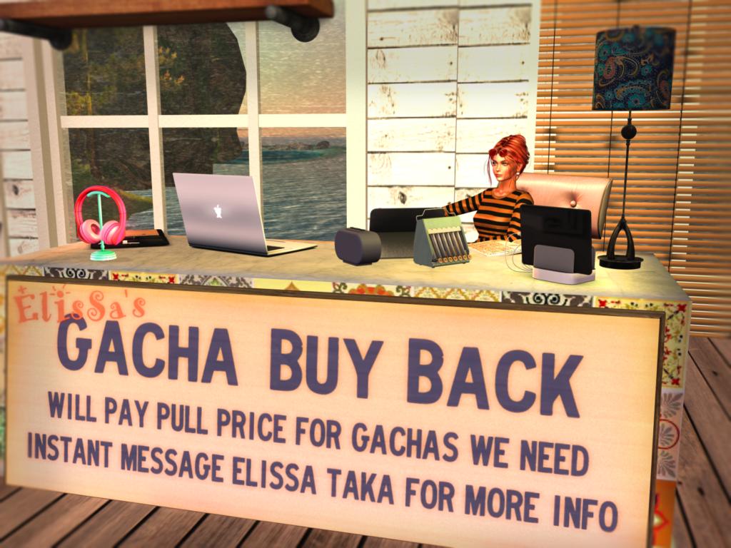 Interior of Elissa''s Buy Back