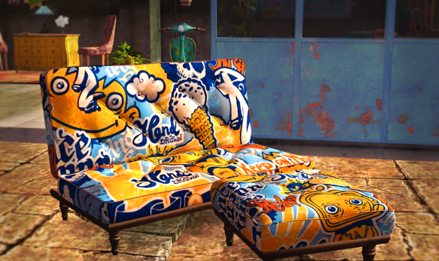 Upcycled Hideout Sofa, Spring Living Chairs, and More